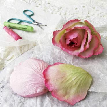 Rose Mold for EVA foam flowers (foamiran)