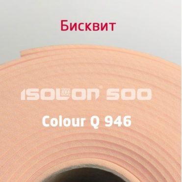 Изолон для ростовых цветов ППЭ 2 мм, Бисквит