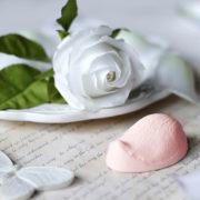 Молд и вайнер для фоамирана Лепесток Бутонная Роза