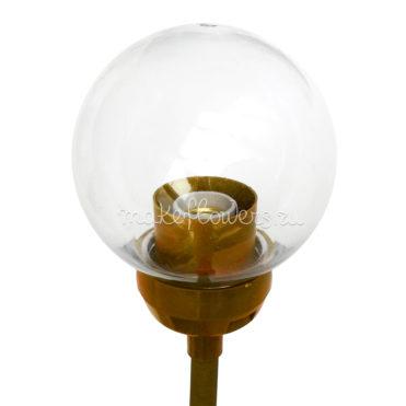 Плафон для ростовых цветов и светильников из изолона, 150 мм, золотой