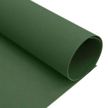 Фоамиран SOFT 2 мм, 50x50, Темно-зеленый