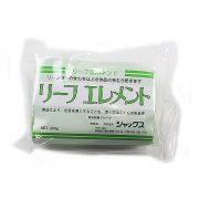 Глина полимерная Luna Leaf Element, зеленая, 200 гр